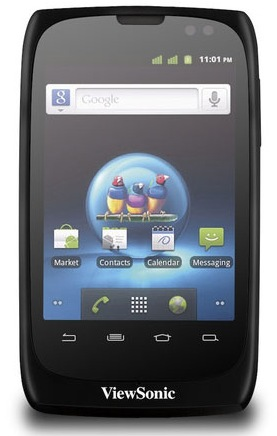 ViewSonic ViewPhone 3 Dual-SIM Android Smartphone 1