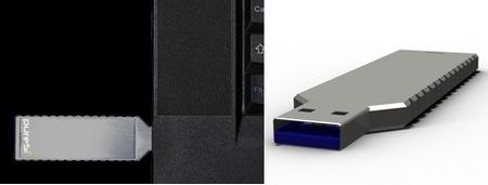 pureSilicon Kage K1 USB 3.0 Flash Drive
