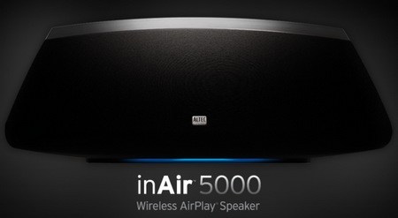 Altec Lansing inAir 5000 Wireless AirPlay Speakers