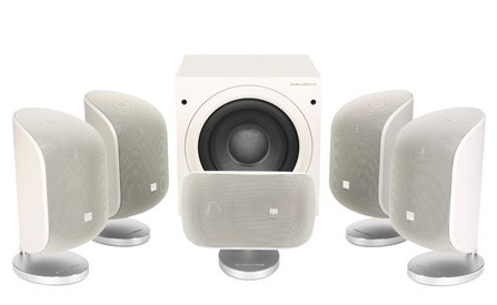 Bowers & Wilkins MT-50 Mini Theater white