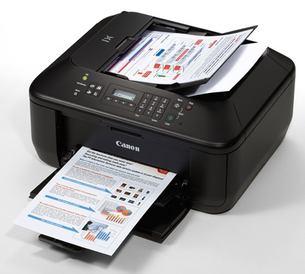 Canon PIXMA MX732 Office All-in-One Printer