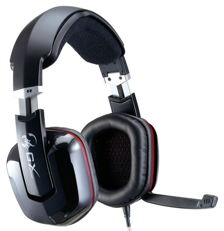 Genius Cavimanus Virtual 7.1 Channel Gaming Headset