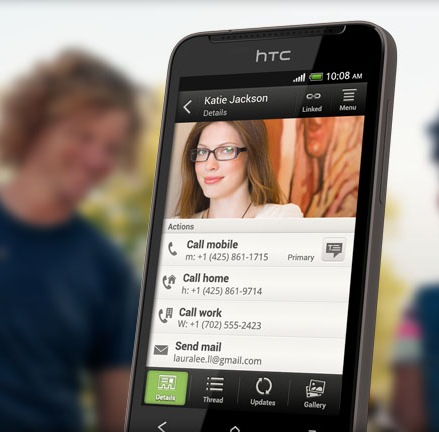HTC One V Android Smartphone for the Masses contact
