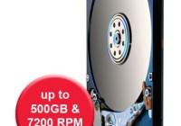 Hitachi Travelstar Z7K500 2.5-inch 7mm 7200RPM 500GB Hard Drive
