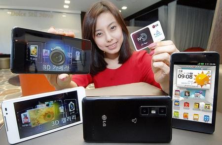 LG Optimus 3D Cube Smartphone 1