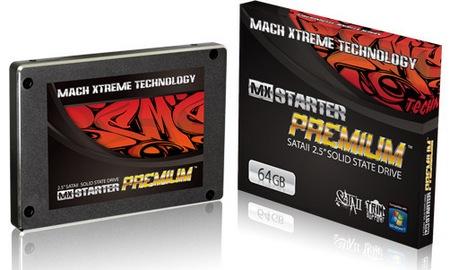 Mach Xtreme MX-STARTER PREMIUM 2.5-inch SSD