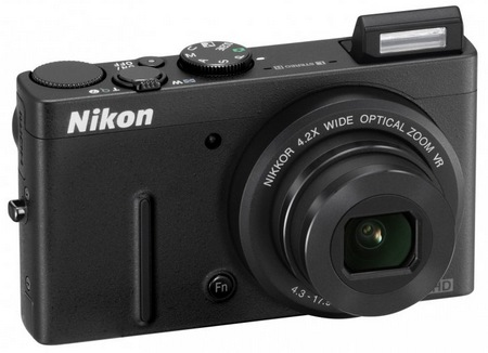 Nikon CoolPix P310 Compact Digital Camera flash