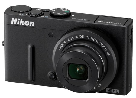 Nikon CoolPix P310 Compact Digital Camera