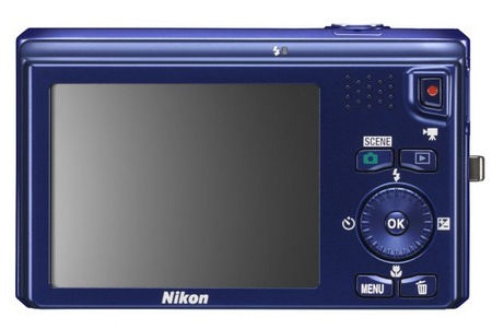 Nikon CoolPix S6300 Compact 10x Zoom Camera back