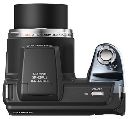 Olympus SP-620UZ Ultra-Zoom Camera is Budget-friendly top