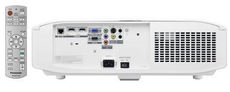 Panasonic PT-LZ370U Full HD Professional Installation Projector back