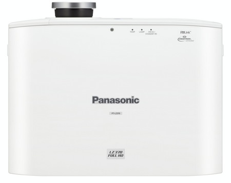 Panasonic PT-LZ370U Full HD Professional Installation Projector top