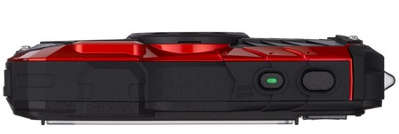 Pentax Optio WG-2 and Optio WG-2 GPS Rugged Digital Cameras top