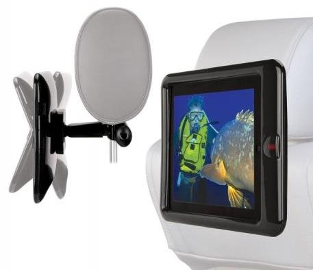 Scosche backSTAGE pro II Headrest Mount for iPad 2 1