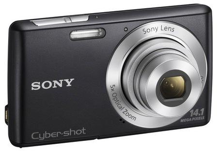 Sony Cyber-shot DSC-W620 digital camera black