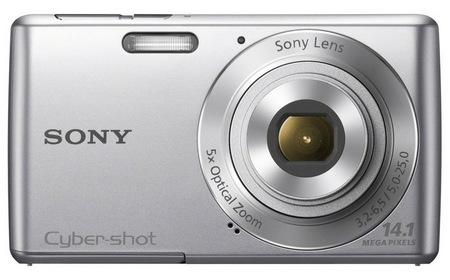 Sony Cyber-shot DSC-W620 digital camera silver
