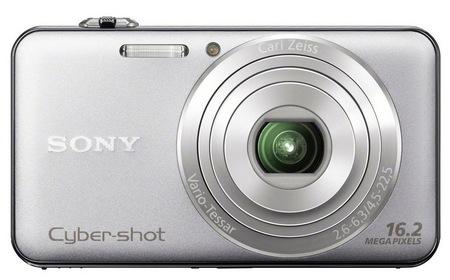 Sony Cyber-shot DSC-WX50 digital camera silver