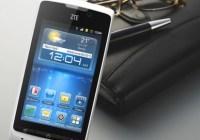 ZTE Blade II Android Smartphone