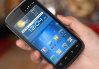 ZTE Mimosa X Android 4.0 Smartphone powered NVIDIA Tegra 2 and Icera Modem