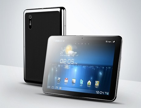 ZTE PF100 tegra 3 quad-core android tablet