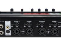 Alesis iO Mix 4-Channel Mixer Recorder for iPad connections