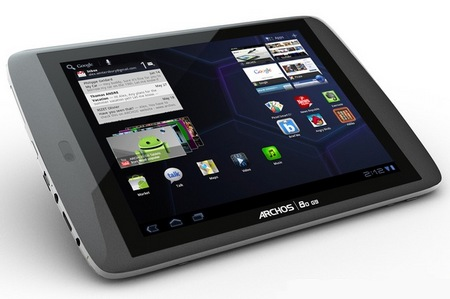 Archos 80 G9 Turbo ICS Android Tablet