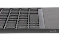 BlackBerry Mini Keyboard for PlayBook side