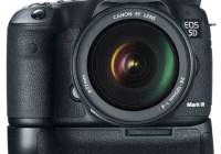 Canon BG-E11 Battery Grip with EOS 5D Mark III
