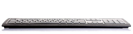 Commodore VIC-SLIM Ultra-slim Keyboard PC slim