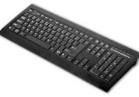 Commodore VIC-SLIM Ultra-slim Keyboard PC