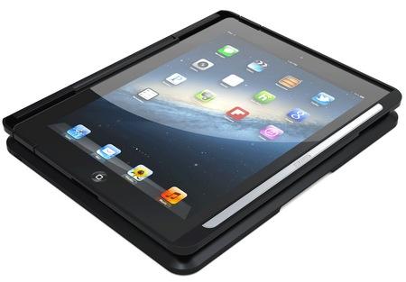 CruxCase Crux360 Keyboard Case for iPad 3 tablet mod