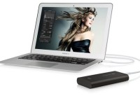 Elgato Thunderbolt SSD Portable Drive with macbook air