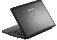 Gigabyte Q2542N Stylish Ivy Bridge Notebook