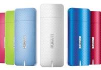 Huawei HiMini E369 - The Smallest 3G Data Card