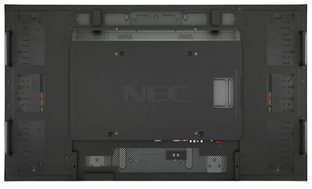 NEC V651-TOUCH Touch-integrated Large-screen Display back