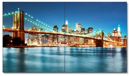 NEC X463UN 46-inch professional Video Wall Display wall
