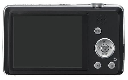 Panasonic LUMIX DMC-FH6 slim digital camera back
