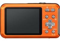 Panasonic LUMIX DMC-TS20 Entry-level Rugged Camera back