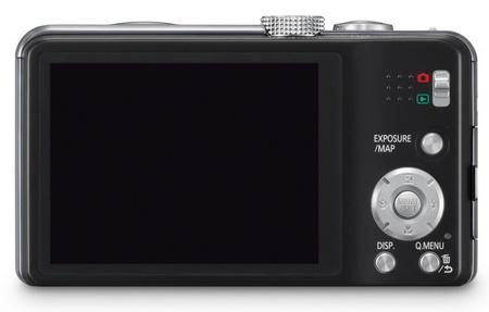 Panasonic LUMIX DMC-ZS20 20x Zoom Camera back