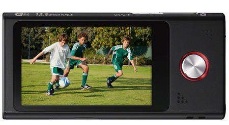 Sony Bloggie Live Pocket Full HD Camcorder with WiFi landscape