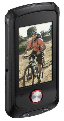 Sony Bloggie Sport HD Rugged 1080p Camcorder display