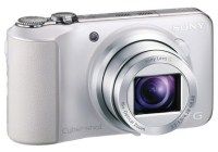 Sony Cyber-shot DSC-HX10V 16x optical zoom camera white