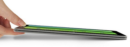 Toshiba Excite 10 LE World's Thinnest 10-inch Tablet slim