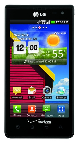 Verizon LG Lucid Affordable 4G Smartphone