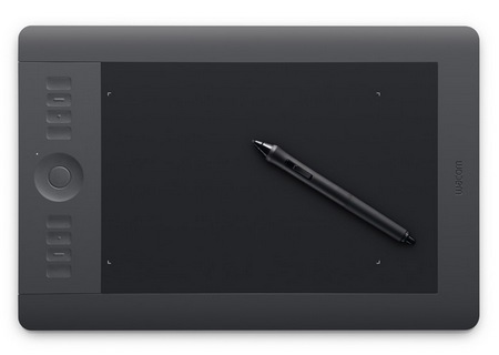 Wacom Intuos5 Medium Professional Pen Tablet