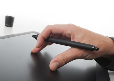 Wacom Intuos5 Professional Pen Tablets multitouch