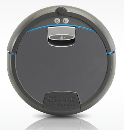 iRobot Scooba 390 Floor Washing Robot top
