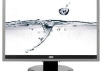 AOC e2219P2 LED-Backlit LCD Monitor