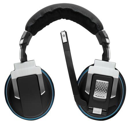 Corsair Vengeance 2000 Wireless 7.1 Gaming Headset folded