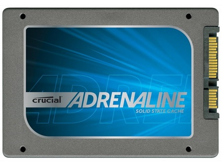 Crucial Adrenaline Solid State Cache Solution